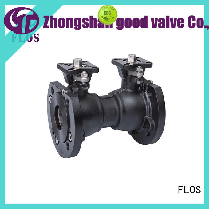 valve supplier valve for opening piping flow FLOS