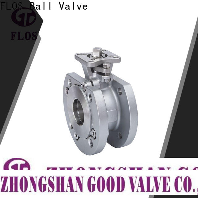 Custom 1 pc ball valve one Supply for closing piping flow