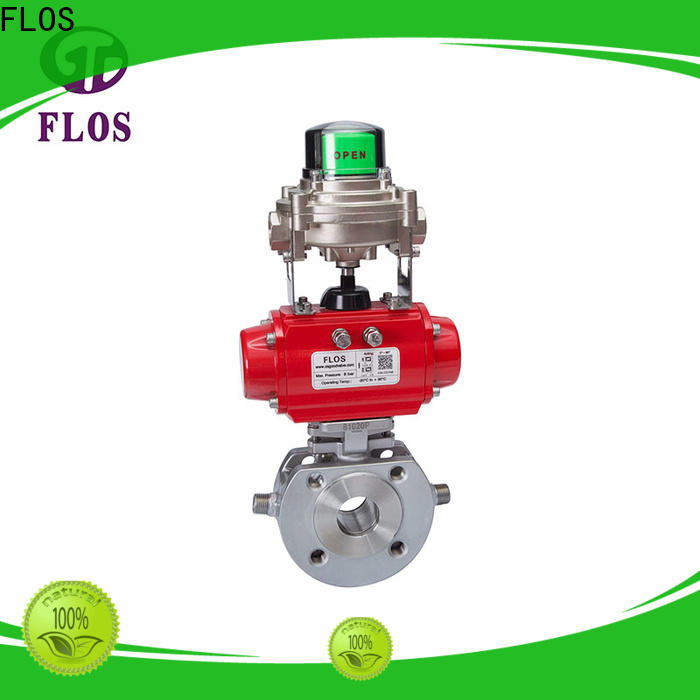 FLOS Best flanged gate valve company for directing flow
