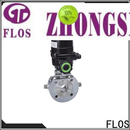 FLOS Latest flanged gate valve company for directing flow