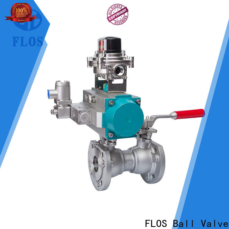 Best single piece ball valve valveflanged for business for opening piping flow