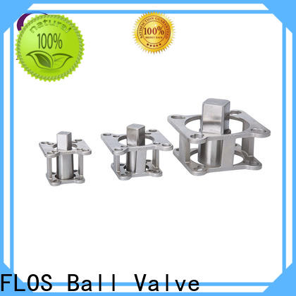Top ball valve supplier steel factory for closing piping flow