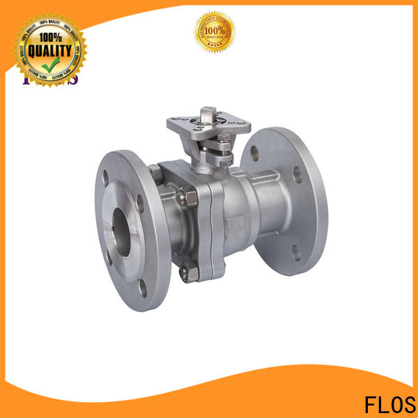 Best two piece ball valve pc factory for directing flow