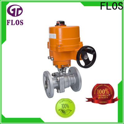 FLOS High-quality 2 piece stainless steel ball valve Suppliers for directing flow