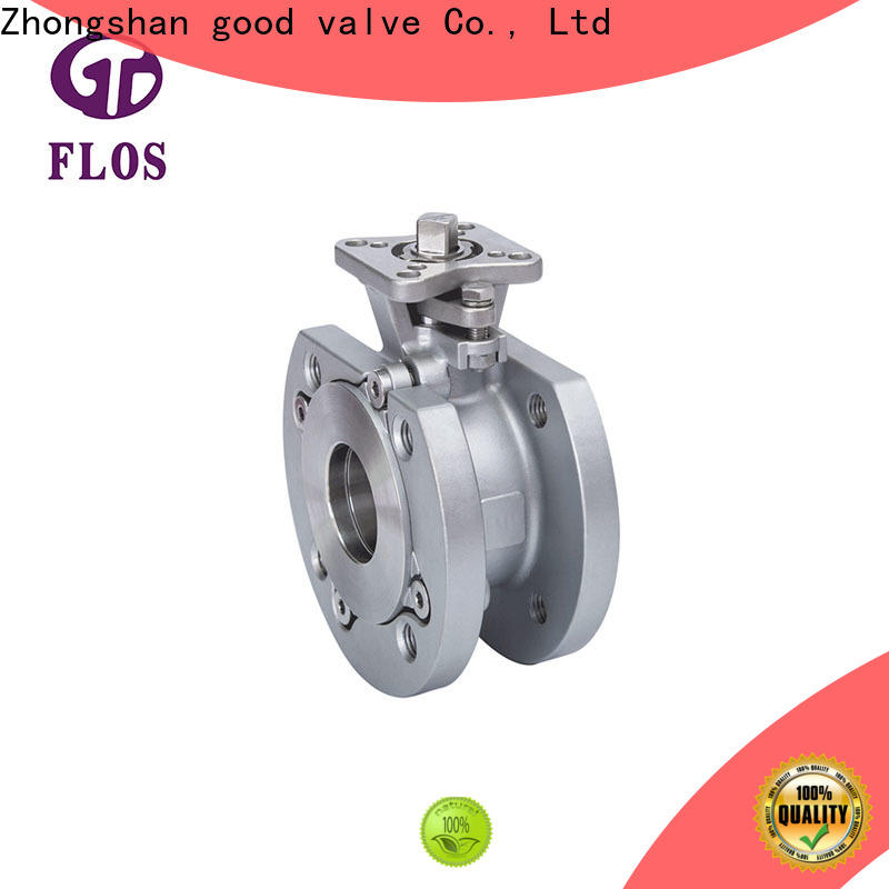 FLOS switch one piece ball valve for business for closing piping flow