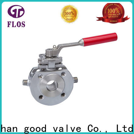 Custom 1 piece ball valve pneumaticmanual company for directing flow