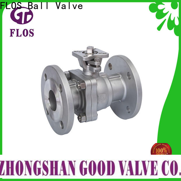 FLOS Latest stainless steel ball valve factory for directing flow