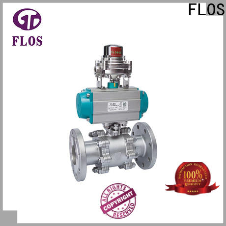 Latest 3 piece stainless steel ball valve pneumaticworm for business for directing flow