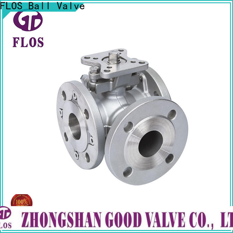 FLOS valve multi-way valve for business for closing piping flow