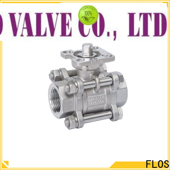 Best stainless valve flanged Suppliers for closing piping flow
