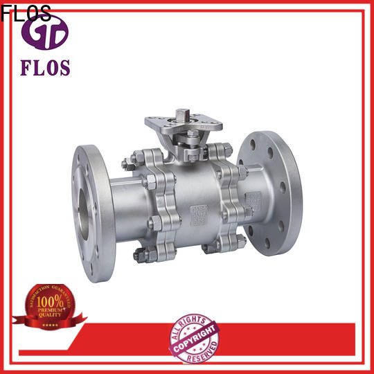 FLOS Top stainless valve Supply for directing flow