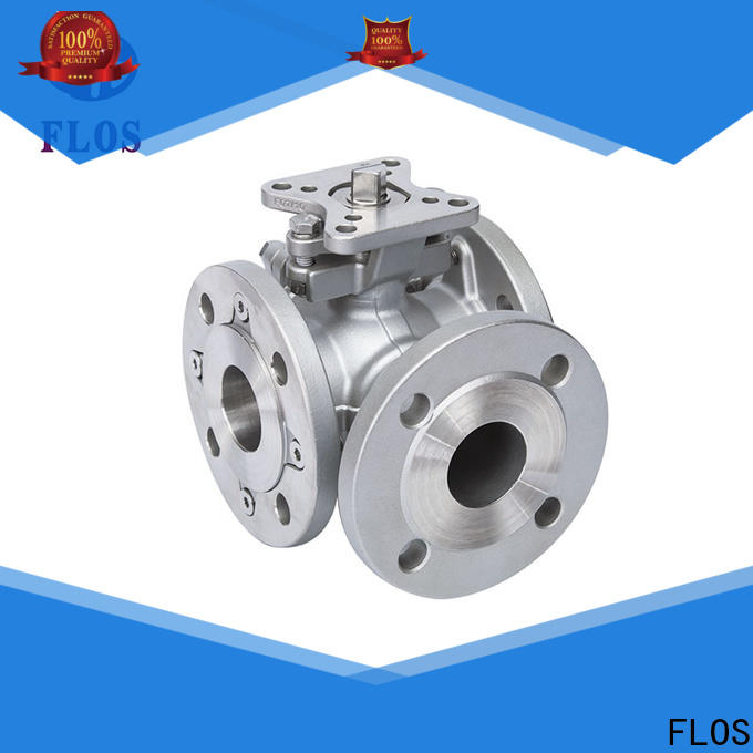 FLOS Best flanged end ball valve Suppliers for opening piping flow