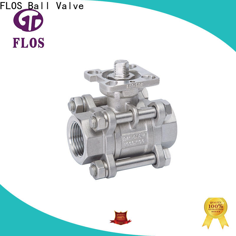 FLOS pc stainless valve Supply for closing piping flow