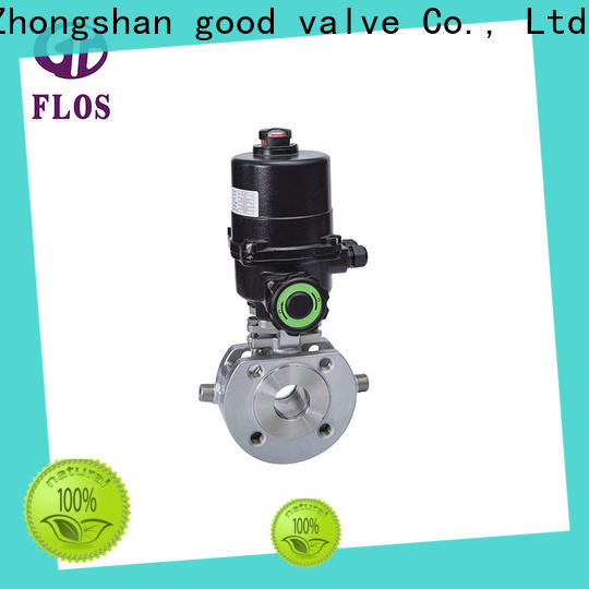 FLOS High-quality single piece ball valve Suppliers for closing piping flow