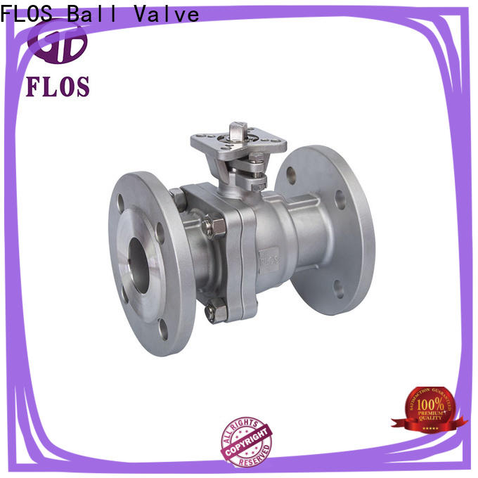 Custom ball valve manufacturers flanged Supply for opening piping flow