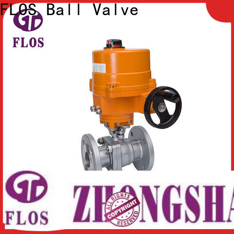 High-quality stainless steel valve ball factory for closing piping flow