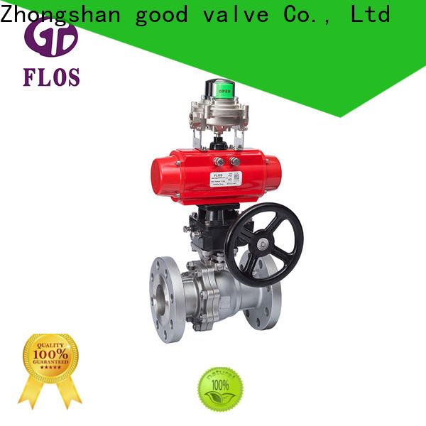 Latest stainless steel ball valve valveflanged Supply for closing piping flow