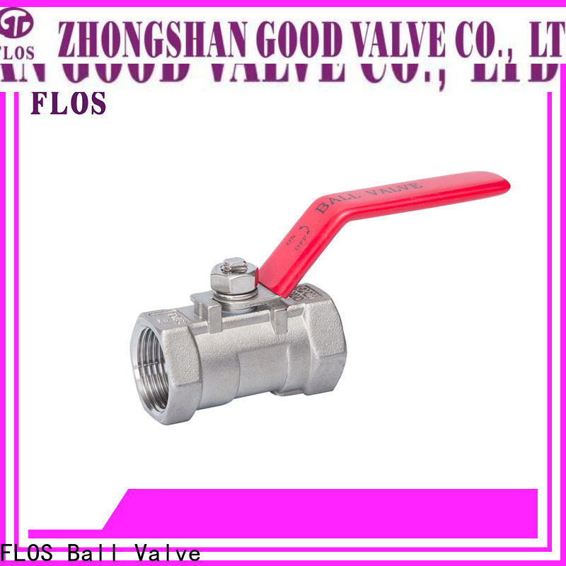 Custom 1 pc ball valve steel manufacturers for opening piping flow