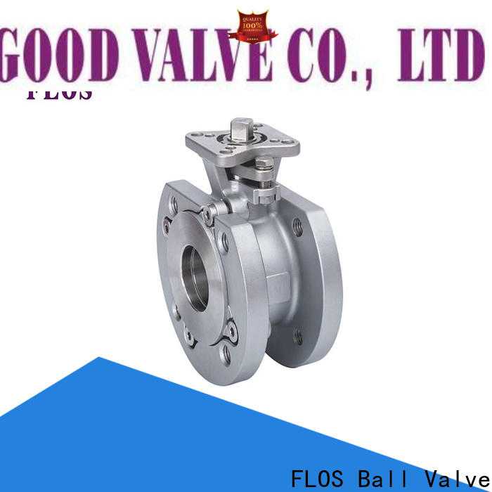 FLOS Latest flanged gate valve Supply for directing flow