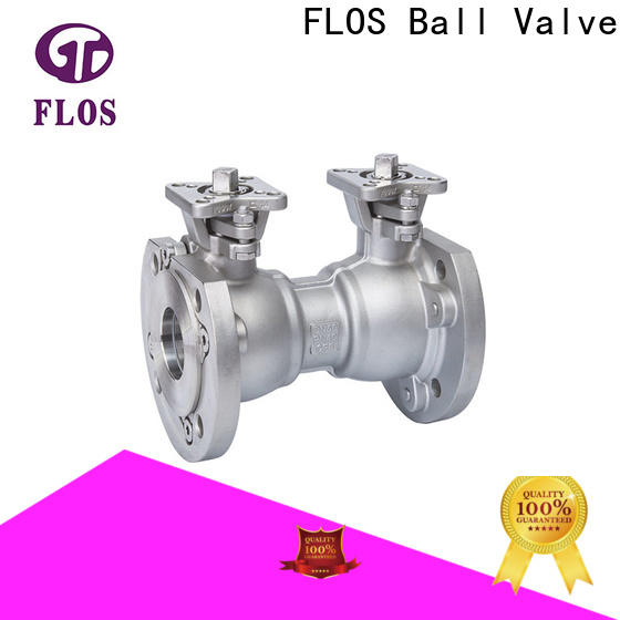 FLOS Custom valve company manufacturers for directing flow