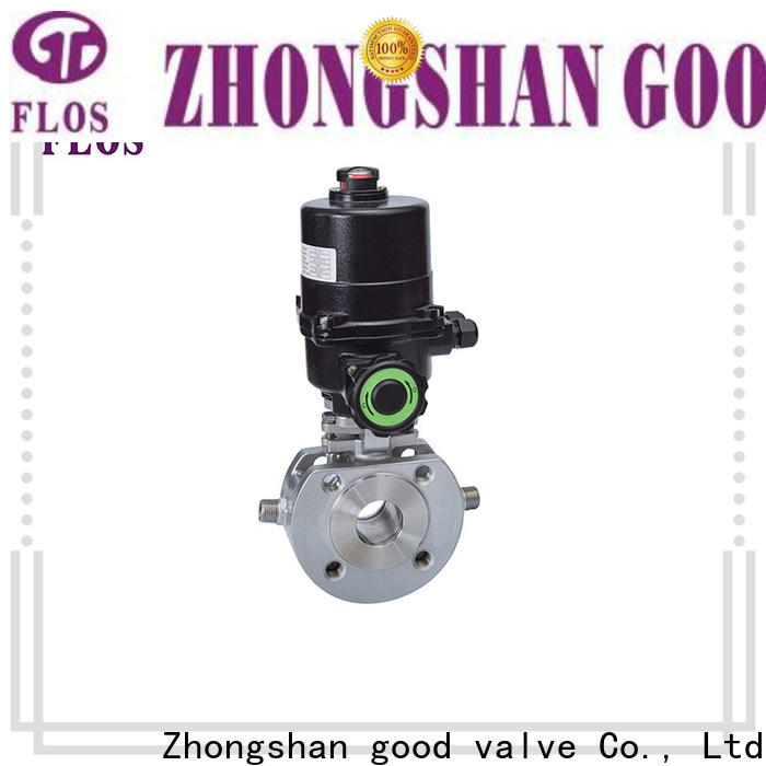 FLOS Latest professional valve for business for closing piping flow