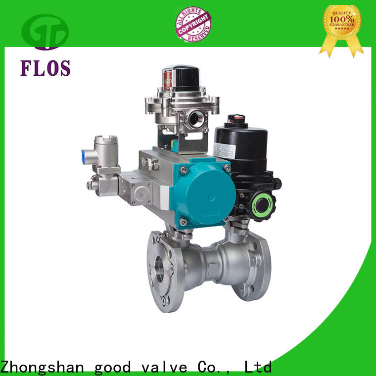 FLOS Best professional valve Supply for opening piping flow