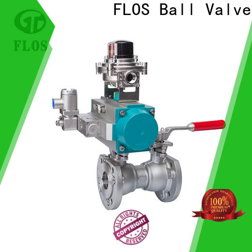 FLOS ball ball valve manufacturers for opening piping flow