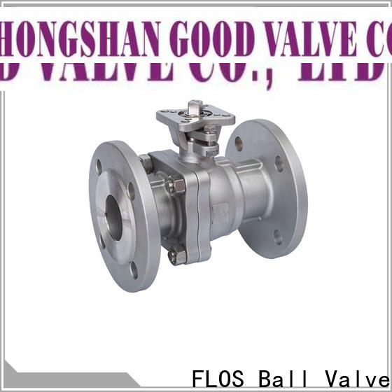 Latest stainless steel valve flanged Suppliers for closing piping flow