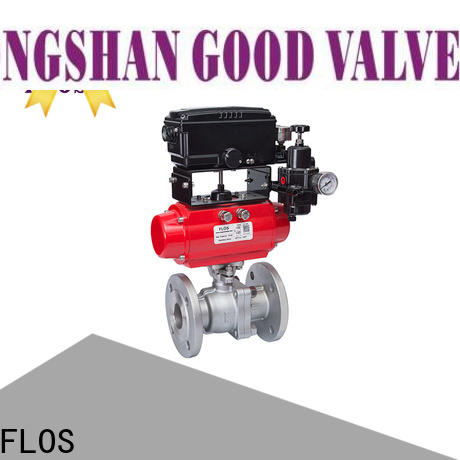 FLOS Best stainless steel valve company for opening piping flow