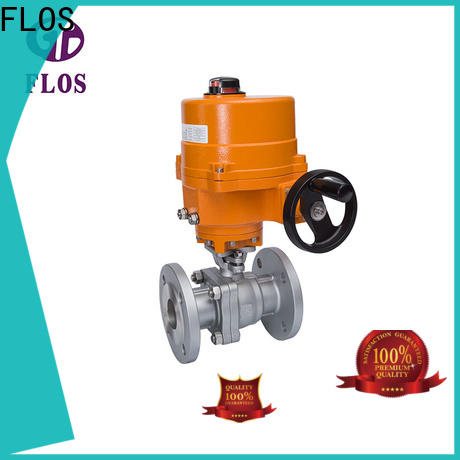 FLOS Wholesale two piece ball valve for business for opening piping flow