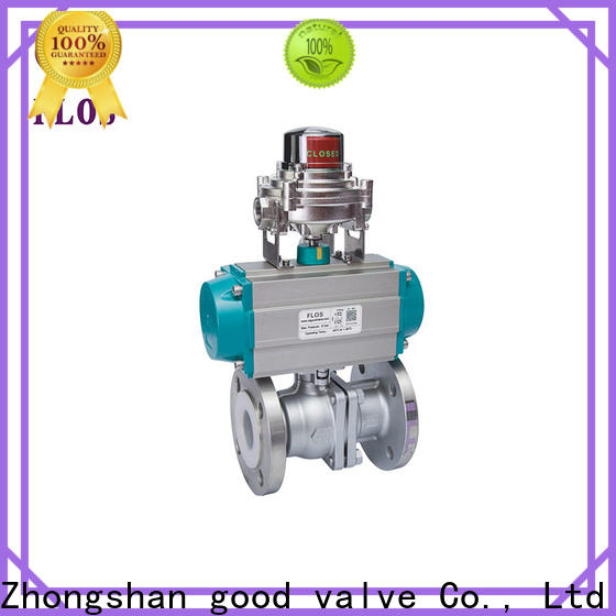 Custom two piece ball valve openclose company for opening piping flow