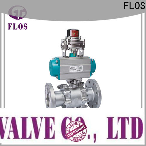 Wholesale 3 piece stainless ball valve highplatform factory for closing piping flow
