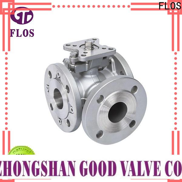FLOS way three way valve company for directing flow