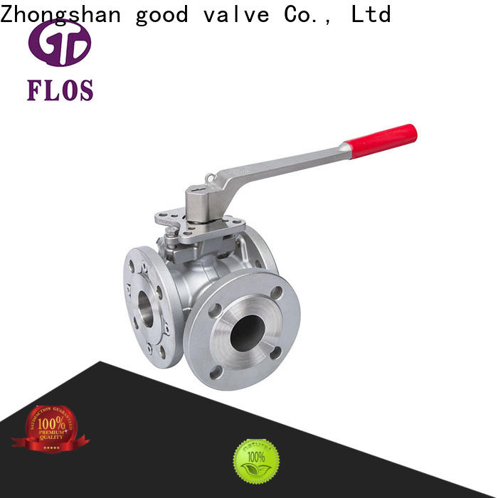 New 3 way valves ball valves openclose Supply for closing piping flow