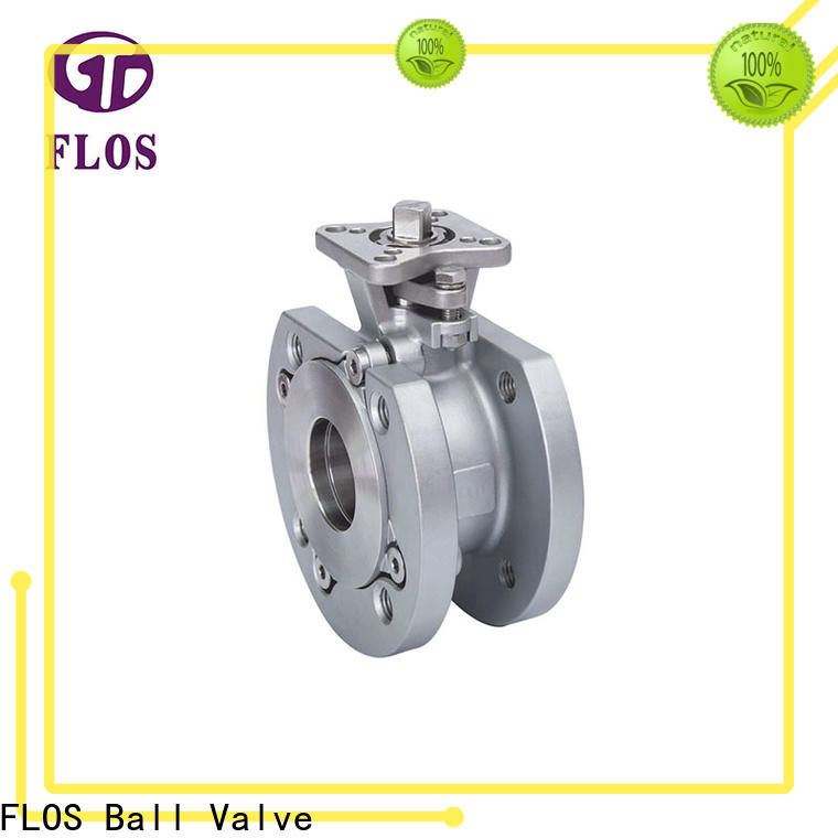 FLOS highplatform 1 pc ball valve factory for directing flow