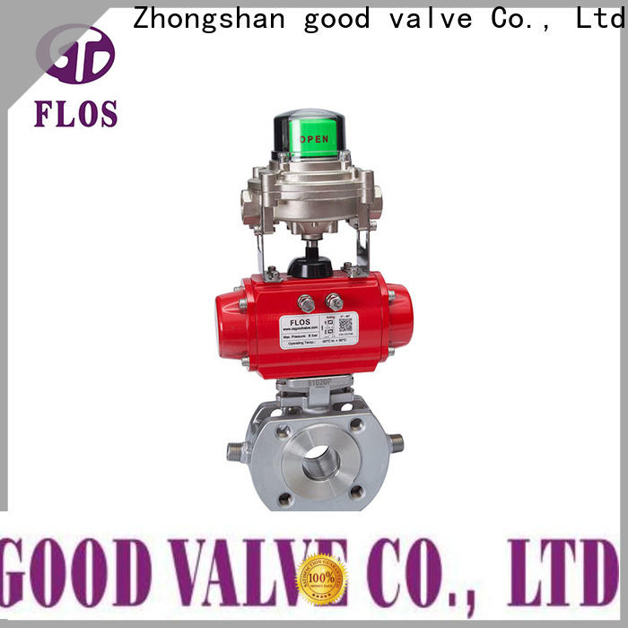 FLOS Best 1 pc ball valve factory for closing piping flow