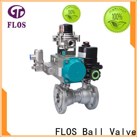 Latest 1 pc ball valve ends manufacturers for opening piping flow