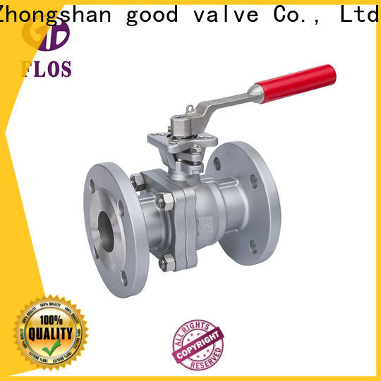 FLOS ends stainless ball valve for business for closing piping flow