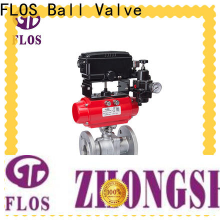 FLOS High-quality ball valves company for closing piping flow