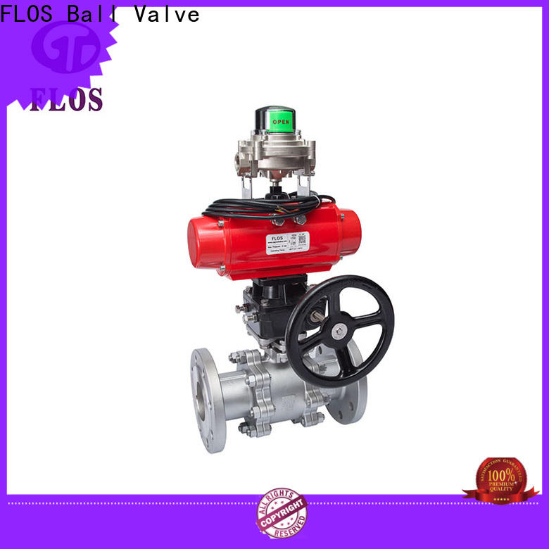 FLOS High-quality three piece ball valve Suppliers for directing flow