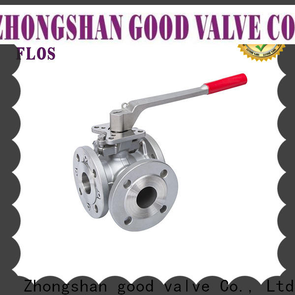 FLOS Best 3 way valve Supply for closing piping flow