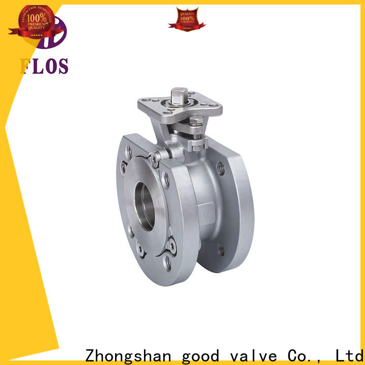 FLOS pc 1-piece ball valve company for directing flow