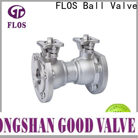 New 1 pc ball valve valve factory for opening piping flow