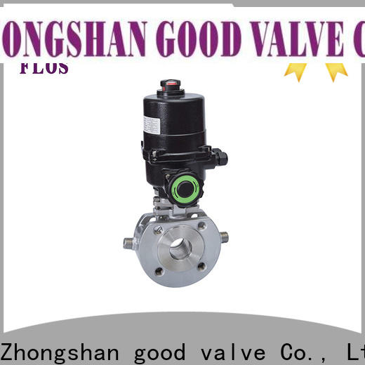 FLOS High-quality single piece ball valve company for opening piping flow