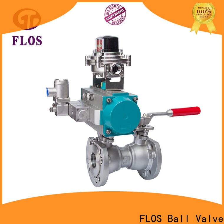 FLOS New 1 pc ball valve manufacturers for directing flow