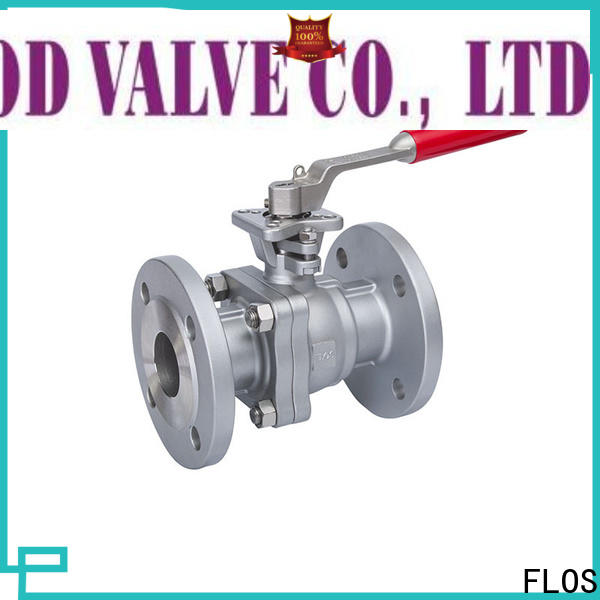 FLOS High-quality stainless ball valve Supply for directing flow