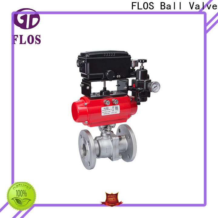 FLOS Wholesale stainless steel valve Supply for opening piping flow