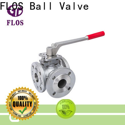 New three way ball valve switch Suppliers for closing piping flow