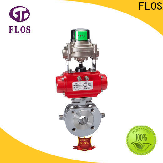FLOS Wholesale professional valve Supply for closing piping flow