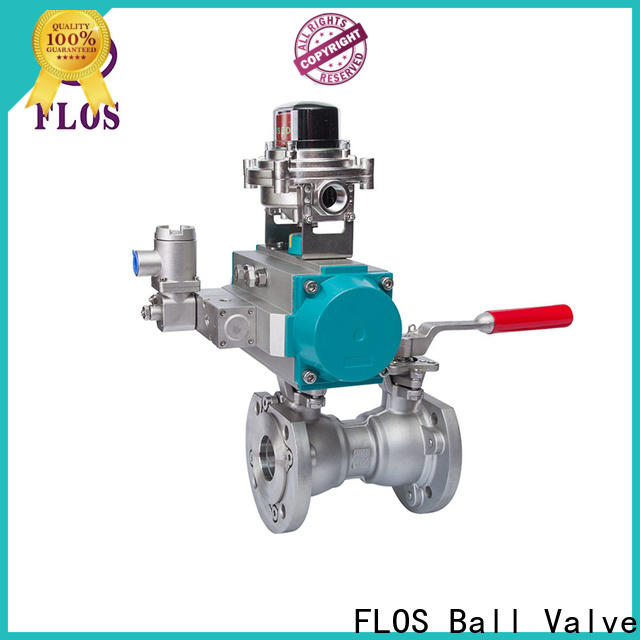 FLOS High-quality professional valve factory for opening piping flow